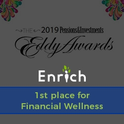 iGrad Receives Pension & Investments Eddy Award for Enrich™ Financial Wellness Platform