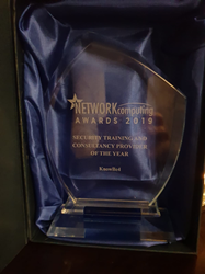 KnowBe4 wins Security Training Consultancy Award for 2019