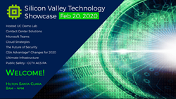 Silicon Valley Technology Showcase