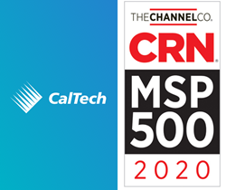 CalTech CRN Top 100 Managed Security MSPs