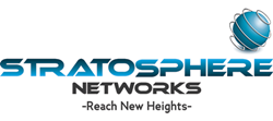 Stratosphere Networks logo.