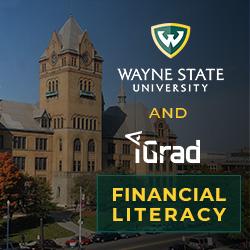 Wayne State University Offering the Award-Winning iGrad Financial Wellness Platform to Over 25,000 Students